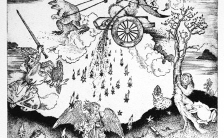 PAPER #52: Mystic Lamb and Silicon Prophets, Rui Matsunaga, PAPER Gallery Manchester