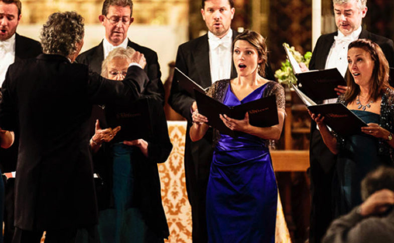 The Sixteen's Choral Pilgrimage: Voices of Angels at The