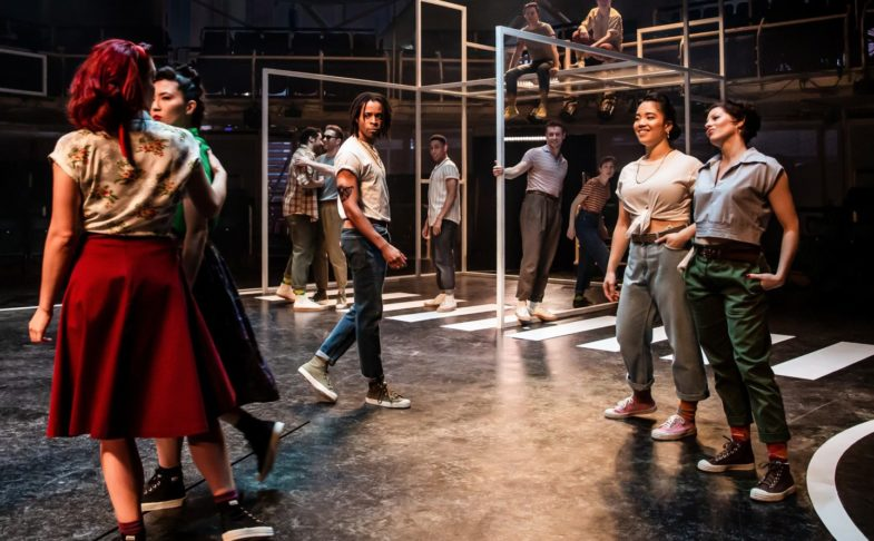 West Side Story at the Royal Exchange