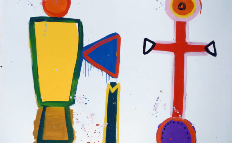 We Two Boys: Early Works by Alan Davie & David Hockney at The Hepworth Wakefield