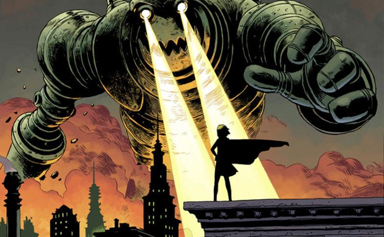 Kapow! Original Comic Book Art from Dean Ormston & Fiona Stephenson