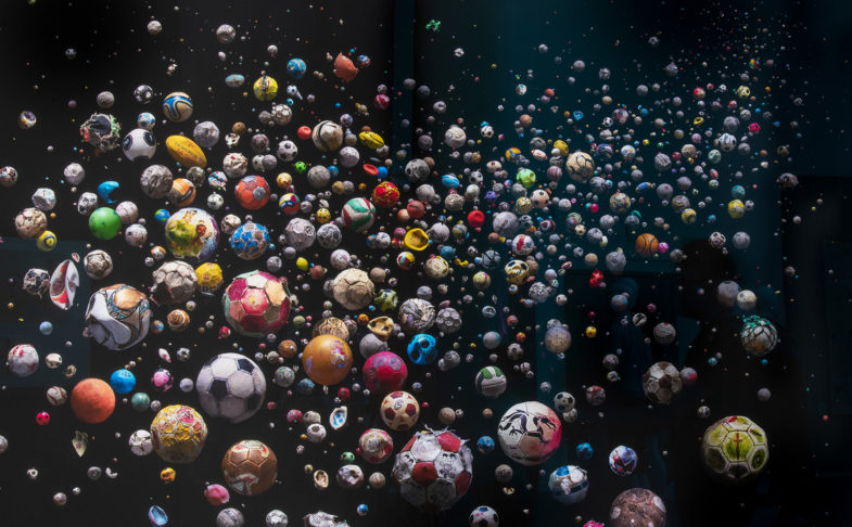 Football is Art at National Football Museum