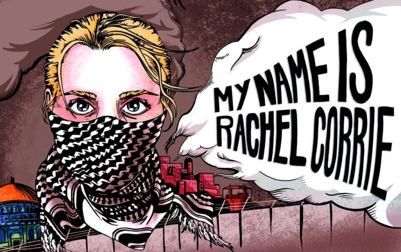 My Name is Rachel Corrie at Theatre Deli