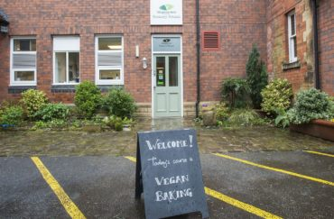 Vegetarian Society Cookery School