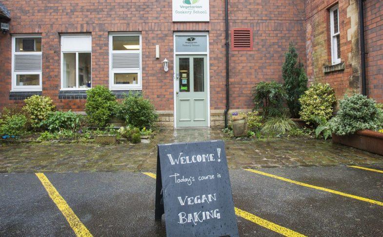 Vegetarian Society Cookery School