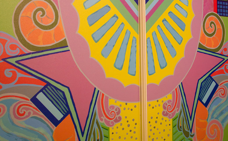 Jenny Steele: Why Be Exotic in Private? – exhibition at Rogue Artists' Studios