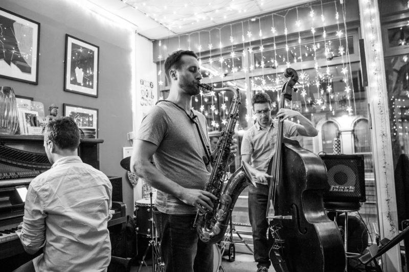 Jazz in Manchester