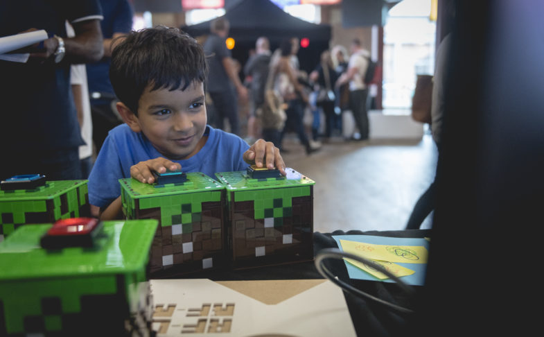 Makefest at the Science and Industry Museum