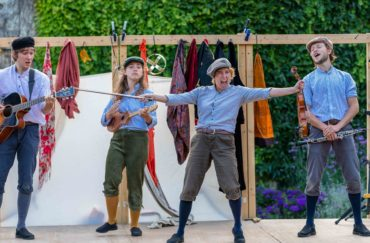 Much Ado About Nothing at Blackwell