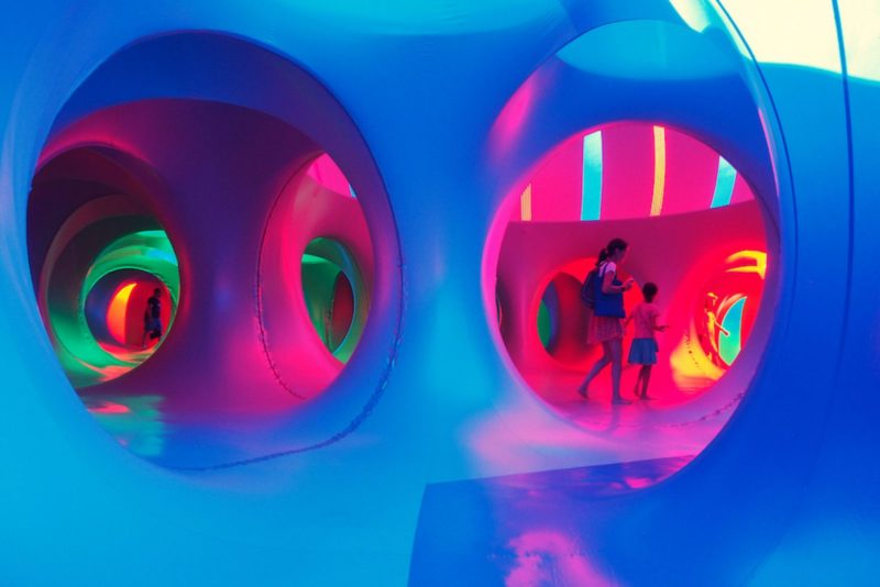 Luminarium courtesy Architects of Air