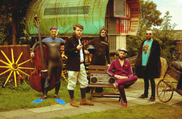 Professor Elemental + Gypsies of Bohemia at Waterside