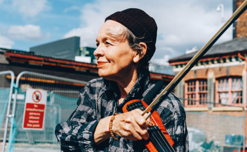 MIF19: Laurie Anderson – To the Moon