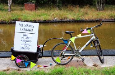 Precarious Carnaval at the Bridgewater Canal