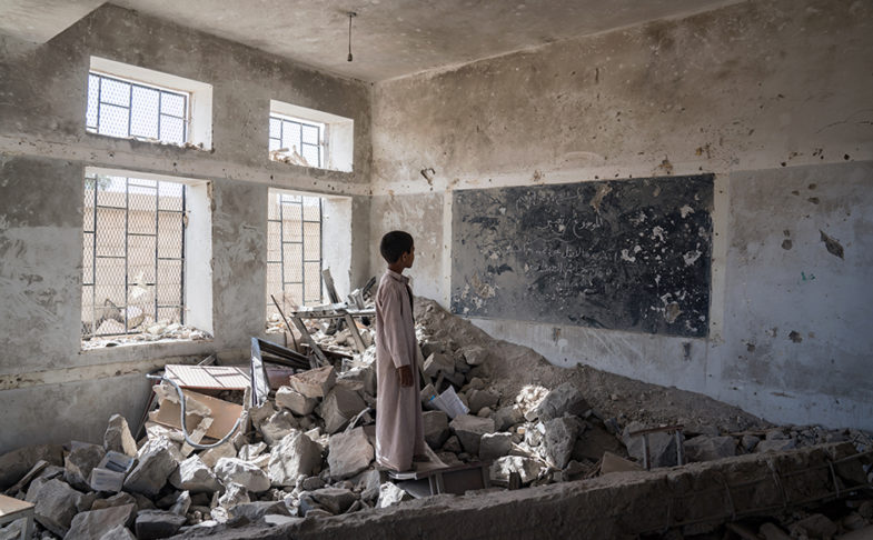 Yemen: Inside a Crisis at Imperial War Museum North