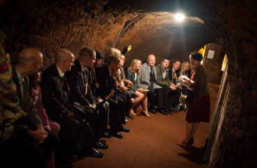 Air Raid Shelter Explorer Tour