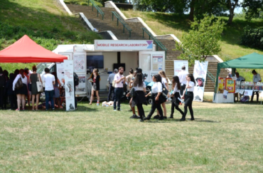 Research in the Park at Peel Park