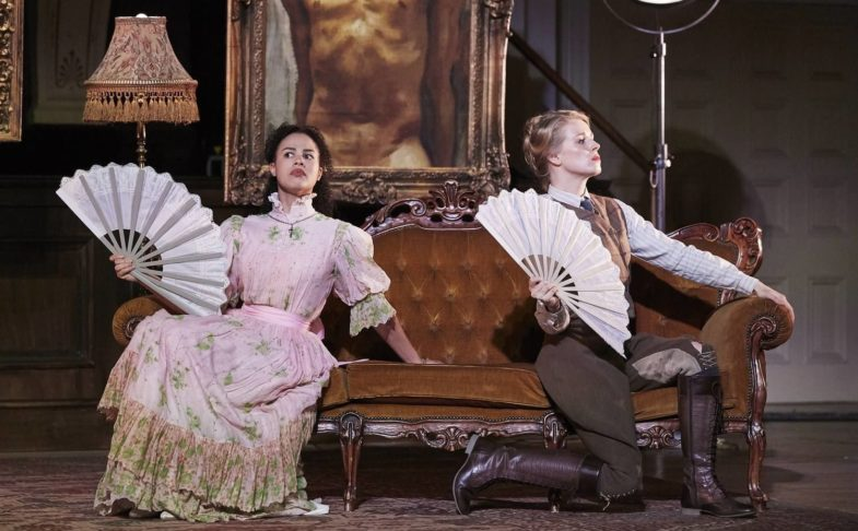 The Importance of Being Earnest at Albert Halls