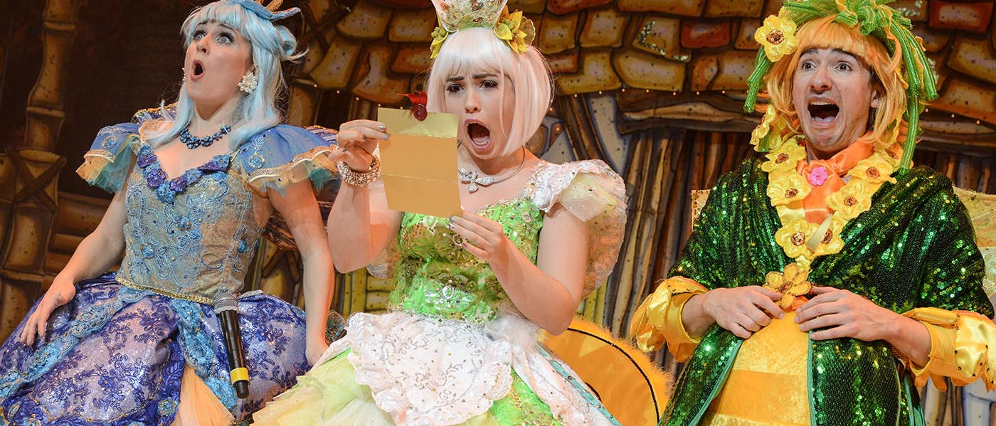 Rock 'n' Roll Panto: Sleeping Beauty at Liverpool Everyman