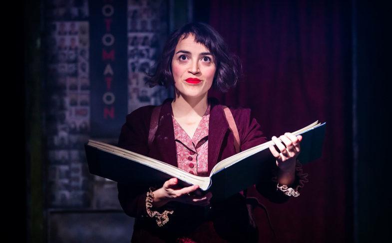 Amélie The Musical at Liverpool Playhouse
