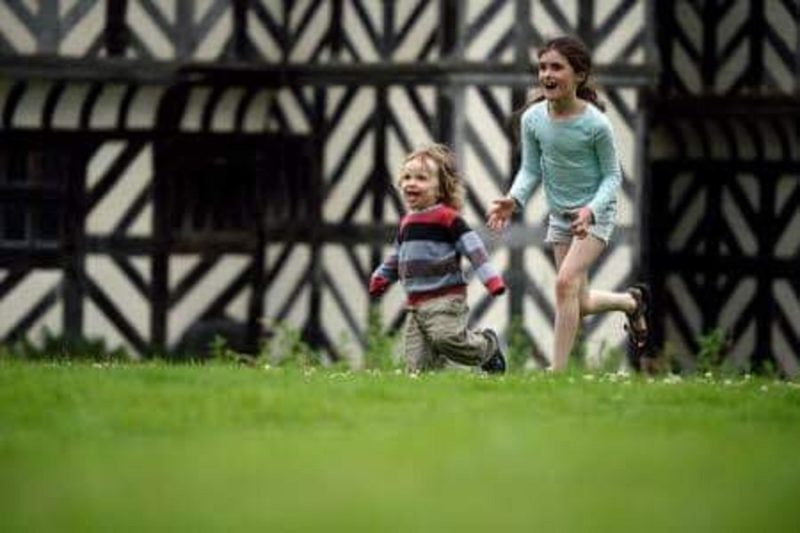 Play like a Tudor at Little Moreton Hall