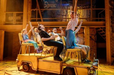 Little Miss Sunshine at Liverpool Playhouse