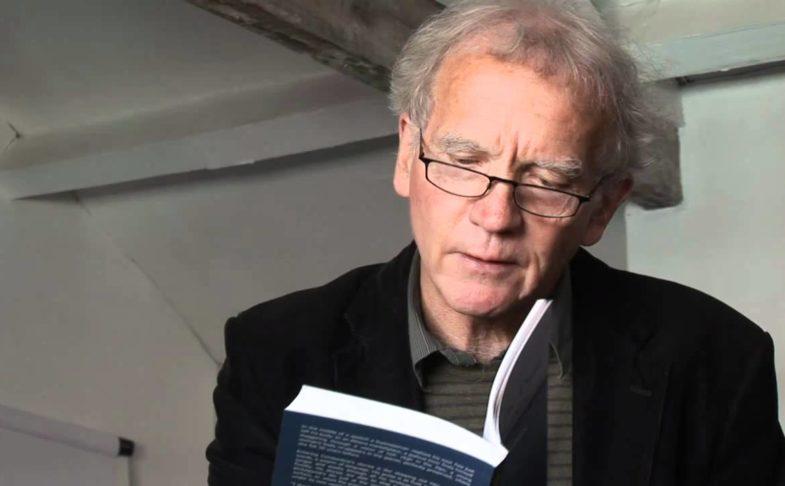 Author David Constantine.