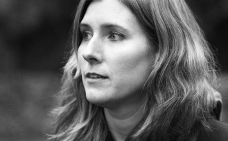 Fiona Benson. Photo by Gareth Franklin.