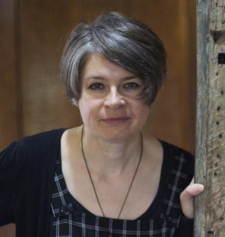 Poet Helen Tookey
