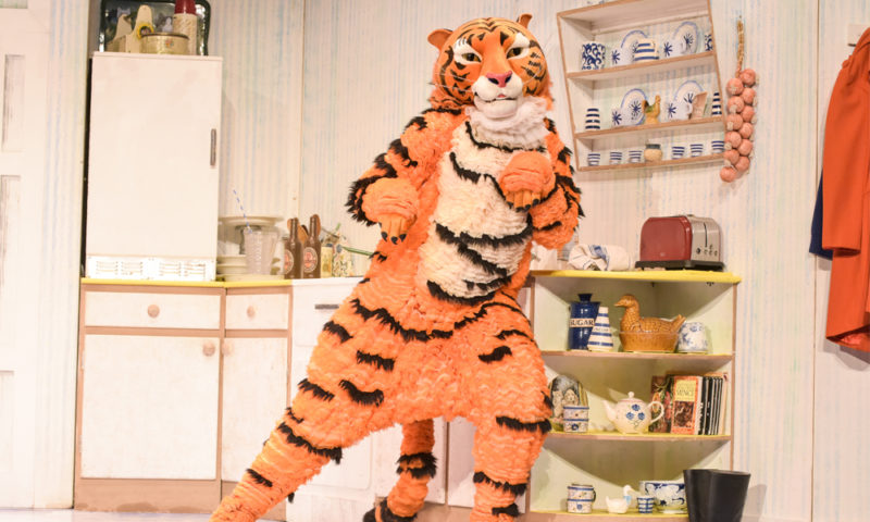 The Tiger Who Came To Tea at Waterside