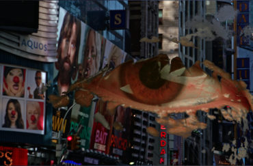 Cheng Ran: Diary of a Madman, Manchester Plan at Centre for Chinese Contemporary Art