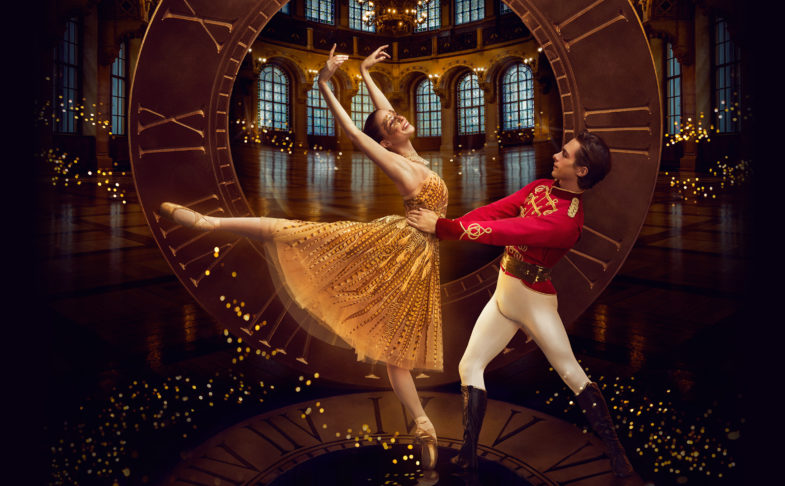 English National Ballet: Christopher Wheeldon's Cinderella at the Palace Theatre