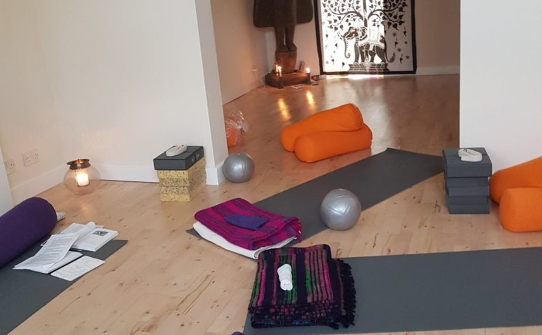 The Yoga Seed Oldham