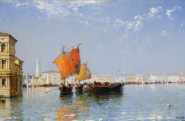 Venice, Paradise of Cities at Cooper Gallery, Barnsley