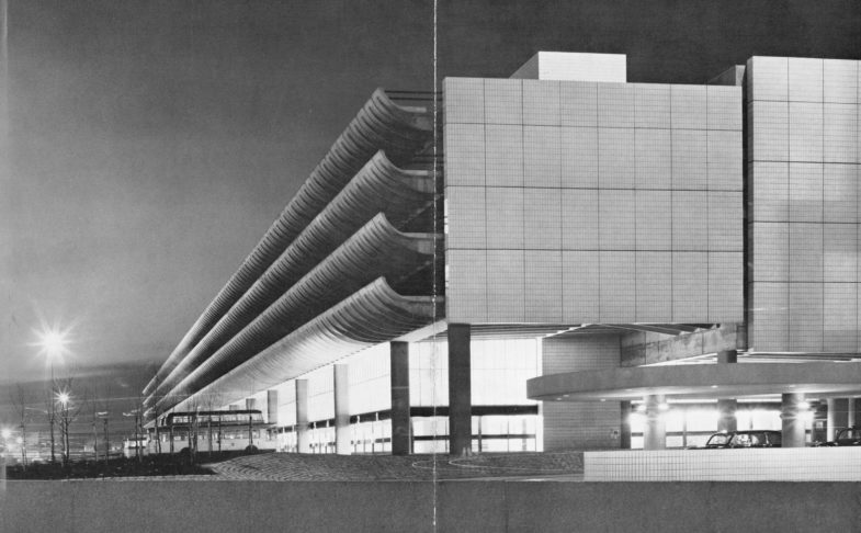 Beautiful and Brutal: 50 Years in the life of Preston Bus Station at Harris Museum and Art Gallery