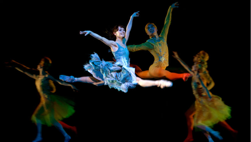Christopher Wheeldon's Cinderella at the Palace Theatre