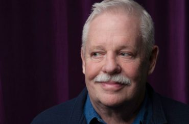 Author Armistead Maupin. Photograph by Christopher Turner.