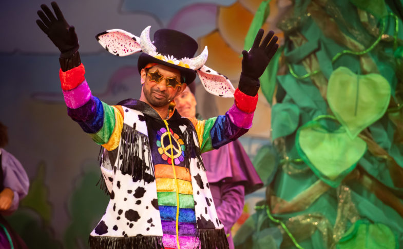 Jack and the Beanstalk at Oldham Coliseum