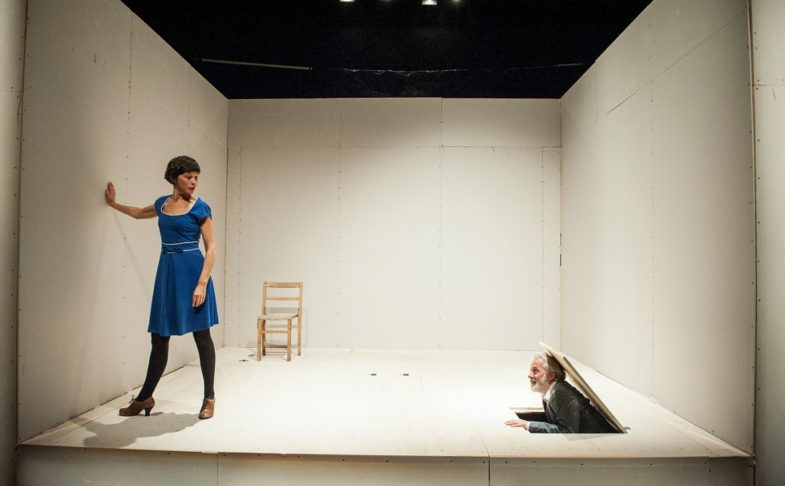 Negative Space at New Adephi Theatre