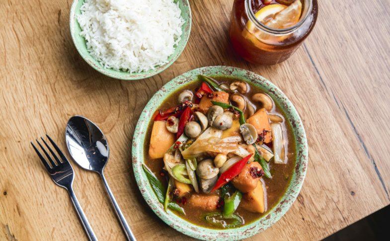 Rosa's Thai Cafe Manchester