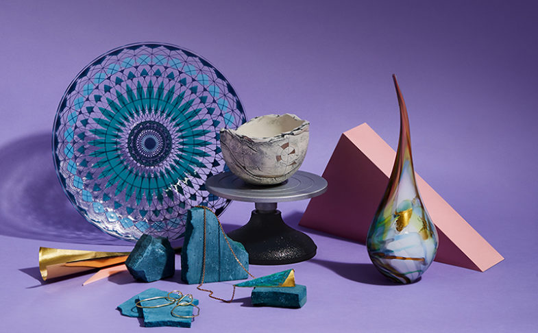 Give Handmade this Christmas at Manchester Craft and Design Centre
