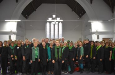 Winter Festival Songs with Manchester Community Choir at Manchester Craft and Design Centre