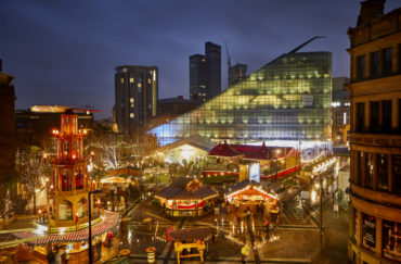 Manchester Christmas Markets 2020