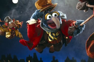 A character from the Muppet Christmas Carol