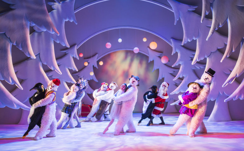 The Snowman at Manchester Opera House