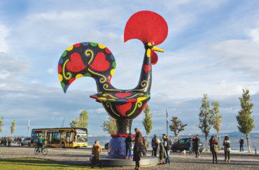 Joana Vasconcelos exhibition at Yorkshire Sculpture Park