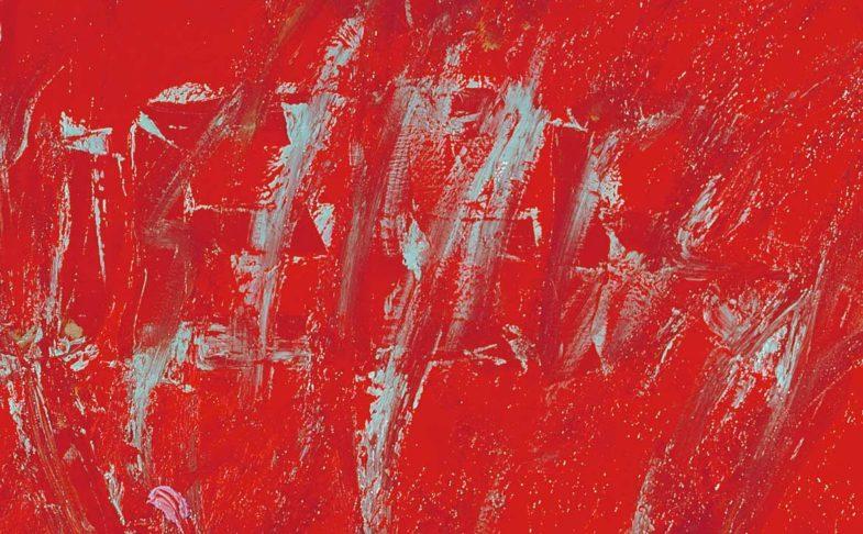 Derek Jarman PROTEST! exhibition at Manchester Art Gallery