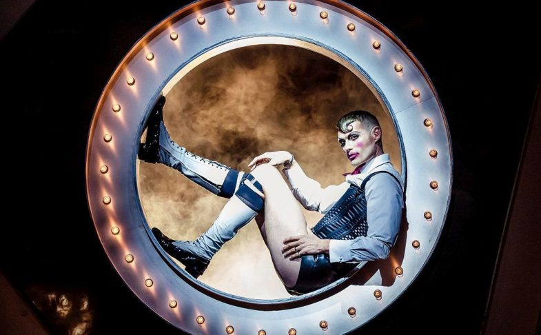 Cabaret at the Palace Theatre