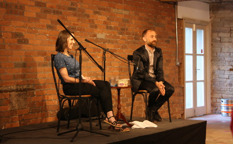 Christmas Broadsides at The Viaduct Theatre