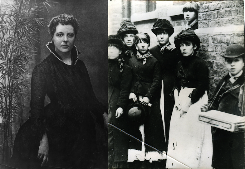 Left to right - Annie Besant & Match Girls' Strike of 1888, New digital experiences for 2020 @ People's History Museum