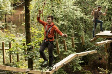 Treetop Adventure Manchester